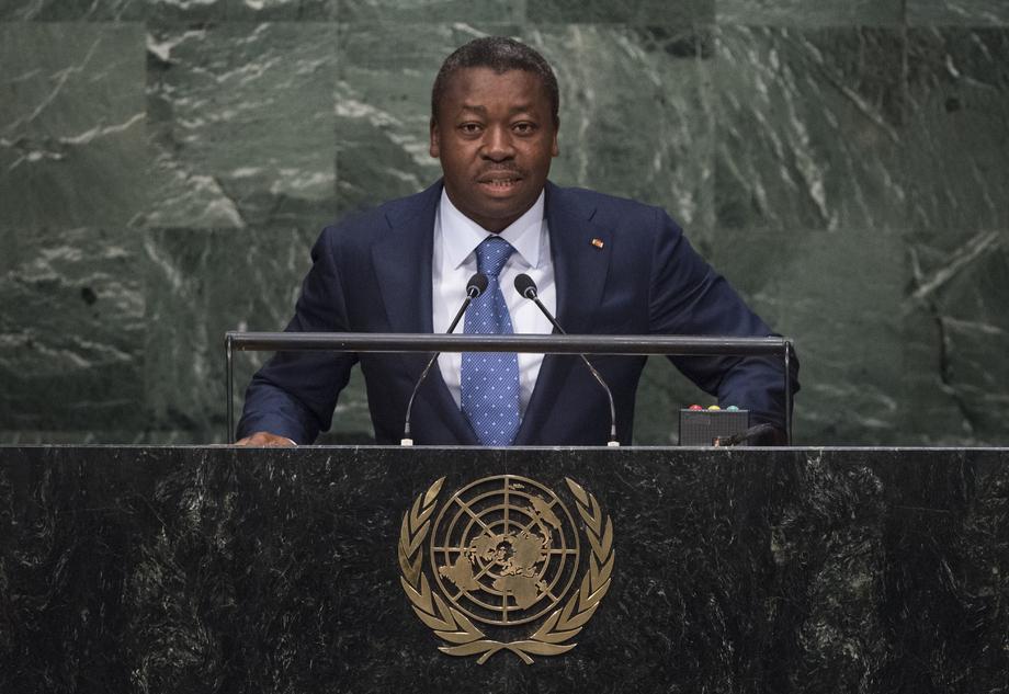 Interventions à la tribune des Nations Unies