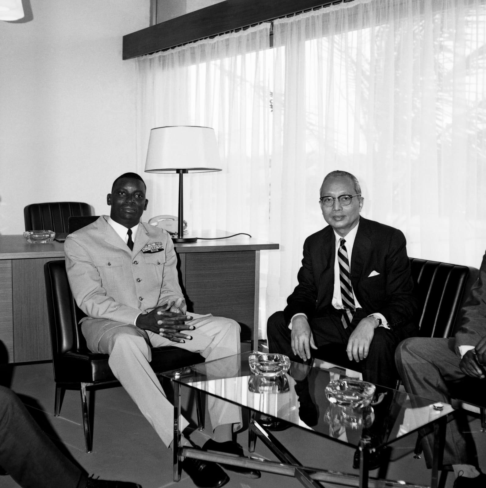 Archive du Togo aux Nations Unies