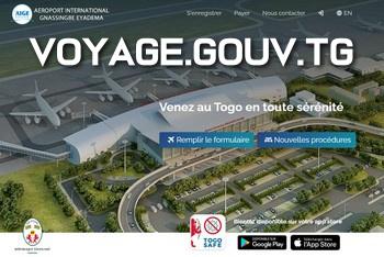 Voyager au Togo : Nouvelles dispositions